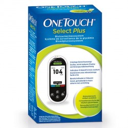 OneTouch Select Plus mg / dl - Blood glucose meter / 1 set