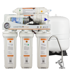 Reverse osmosis water filter SANITAS PRO