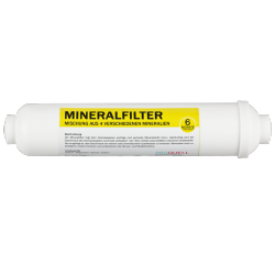 Mineral cartridge